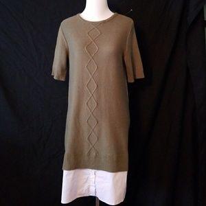 New York and Co Sweater dress Size Medium